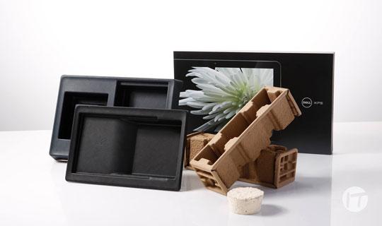 Día de la Tierra:  Dell, cada vez más cerca de lograr embalajes 100% sostenibles