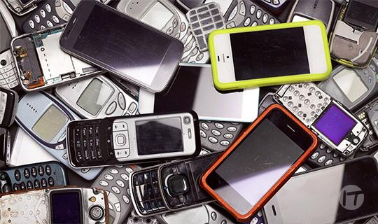¿Cómo deshacerse de viejos dispositivos de forma segura?