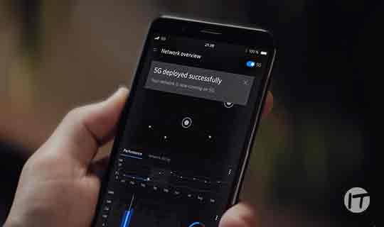 Ericsson evoluciona su plataforma 5G