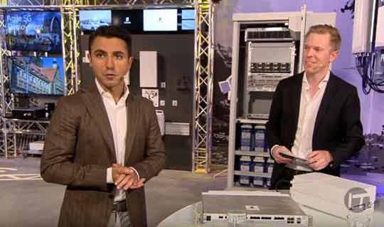 Ericsson presenta avances tecnológicos que acelerará el despliegue del 5G