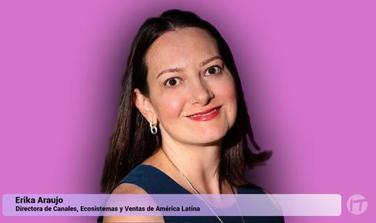 HPE nombra a Erika Araujo, Directora de Canales, Ecosistemas y Ventas de Latinoamérica