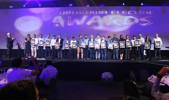 Están abiertas las inscripciones para la segunda edición de los Furukawa Electric Awards 2020