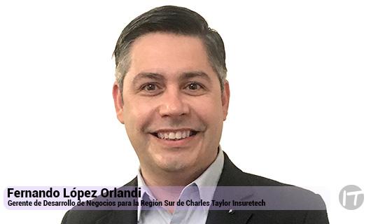 Charles Taylor Insuretech anuncia nuevo Gerente de Desarrollo de Negocios para la Región Sur