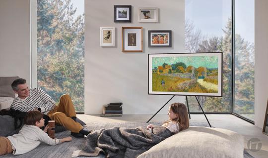 Galería en casa: Samsung dará acceso gratuito a reconocidas obras de arte para los usuarios de The Frame en Colombia