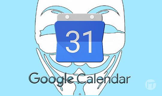 Ciberdelincuentes usan el calendario de Google para promover ofertas fraudulentas