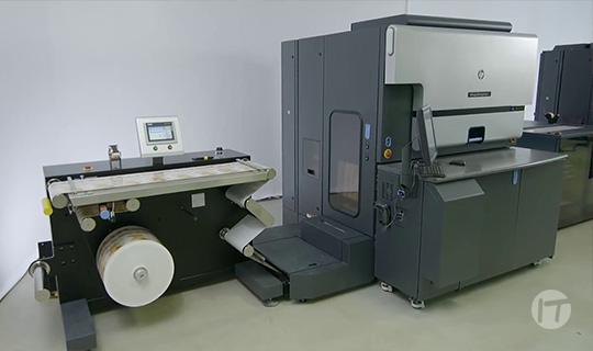 La demanda global impulsa la producción de etiquetas digitales impresas con HP Indigo