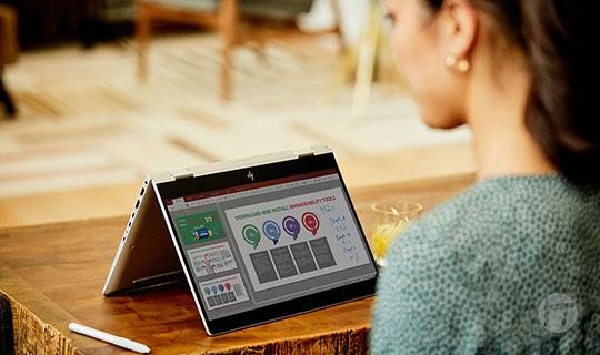 HP presenta HP Sure Sense para la seguridad de las PCs, impulsada con inteligencia artificial (IA) integrada.