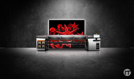 HP presenta la nueva HP Stitch S1000 para señalización y decoración de interiores