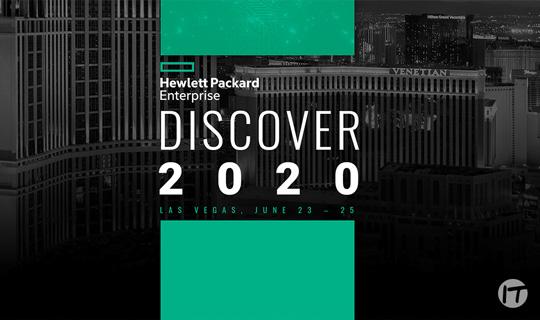 Actualización sobre HPE Discover 2020