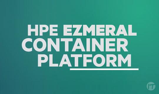 ¿Qué hay de nuevo en HPE Ezmeral Container Platform?
