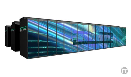 Hewlett Packard Enterprise obtiene un contrato de más de USD $160 millones para construir una de las supercomputadoras más rápidas del mundo