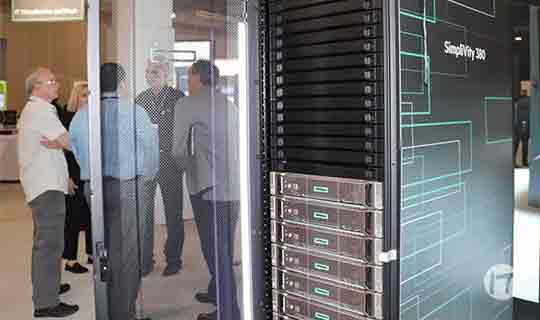 Hewlett Packard Enterprise amplía su estrategia de infraestructuras definidas por software con nuevas capacidades para acelerar la innovación