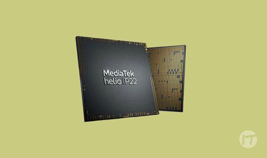MediaTek presenta el nuevo chipset Helio P22 para alimentar los teléfonos inteligentes