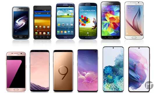 Conozca la historia de la familia Galaxy @Samsunglatin