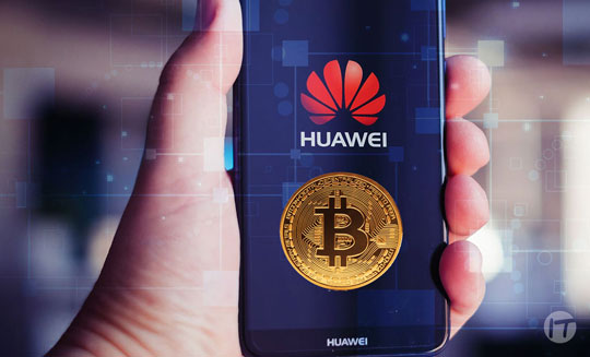Huawei lanza Billetera Bitcoin