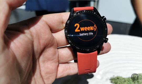 Con Huawei Watch GT2e empieza una vida sana en la semana del deporte