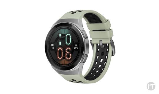 Huawei lanza el WATCH GT 2e con más de 100 modalidades de ejercicio y un mejor monitoreo de actividad física