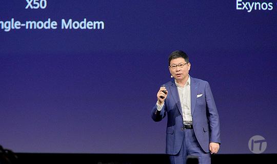 Huawei presenta el nuevo HUAWEI WiFi Q2 Pro durante IFA 2019