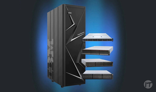 IBM agrega protección de datos mejorada a FlashSystem para ayudar a impedir ciberataques