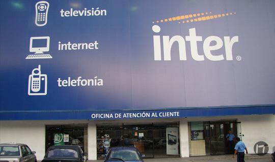 Comunicado de INTER a sus clientes