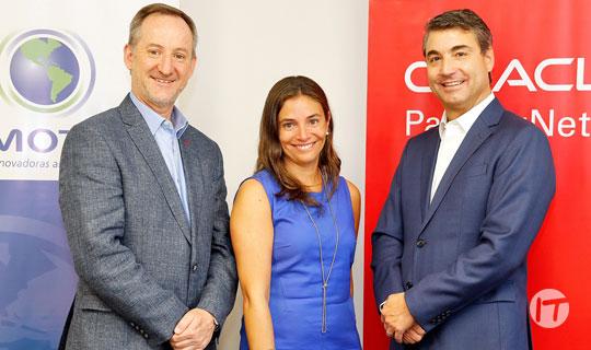 In Motion es el primer partner chileno de Oracle que alcanza la categoría de implementador CEI y el primero de América Latina que consigue el reconocimiento de CEI CX Web Customer Service