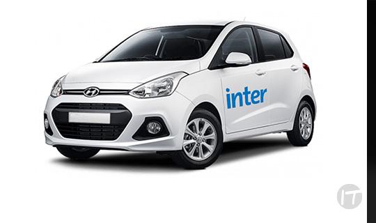 Inter amplía su flota de vehículos para soporte técnico