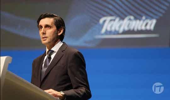 """Telefónica aboga por un """"Nuevo Pacto Digital"""" para que la digitalización beneficie a todos"""