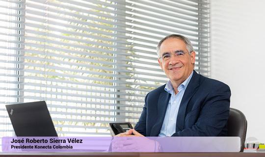 10 mil millones de pesos invirtió KONECTA en su modelo digital