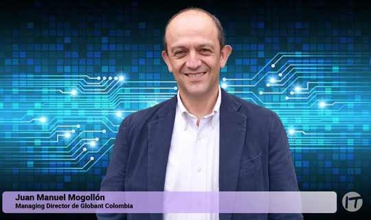Globant anuncia la incorporación de Juan Manuel Mogollón para seguir impulsando su presencia en Colombia