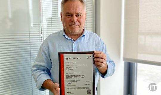 Kaspersky obtiene la certificación ISO 27001