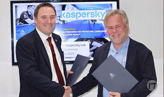 Kaspersky e INTERPOL amplían su colaboración en la lucha contra el cibercrimen