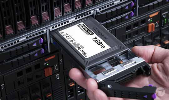 Kingston lanza SSD para la nueva generación de almacenamiento y de más alto rendimiento: DC1000M