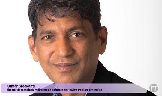 HPE Ezmeral, un nuevo portafolio de software para impulsar la transformación orientada por datos