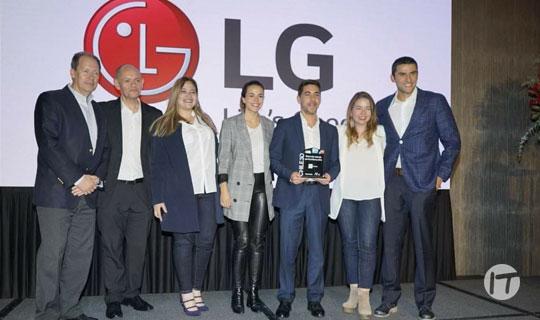LG Electronics es reconocida como una de las empresas más valoradas por los chilenos