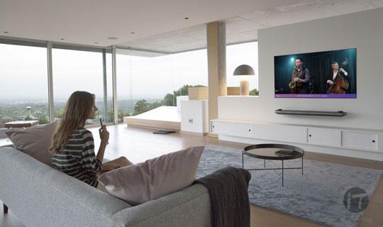 LG presentó los primeros televisores con Inteligencia Artificial (IA) que incluyen funciones para ver el Mundial