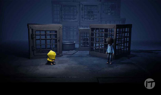 LITTLE NIGHTMARES Complete Edition llega a Nintendo Switch