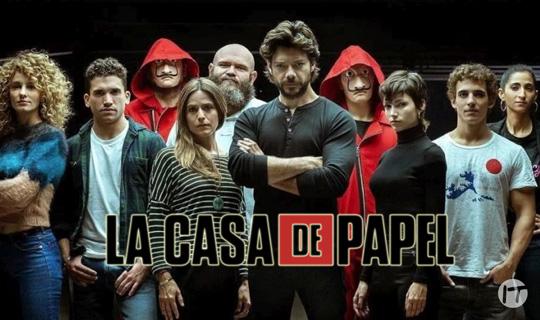 """El Profesor de """"La Casa de Papel"""" y su gestión empresarial"""
