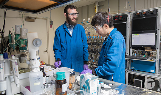 IBM desarrolla baterias con materiales tomados del agua de mar