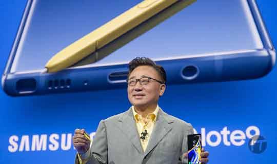 Conozca todos los detalles del nuevo Samsung Note 9