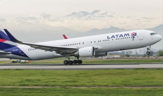 LATAM Airlines se convierte en el primer grupo de aerolíneas en utilizar embarque biométrico en Sudamérica