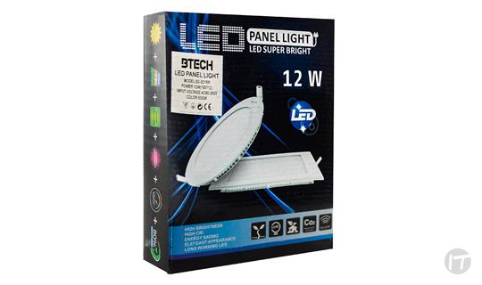 Iluminación de interiores LED, tecnología eficiente para cada rincón de la casa