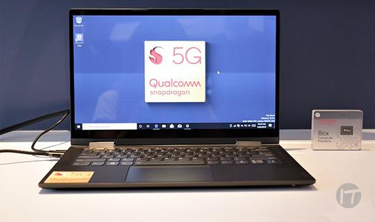 Lenovo™ y Qualcomm® presentan la primera PC 5G del mundo llamada Project Limitless