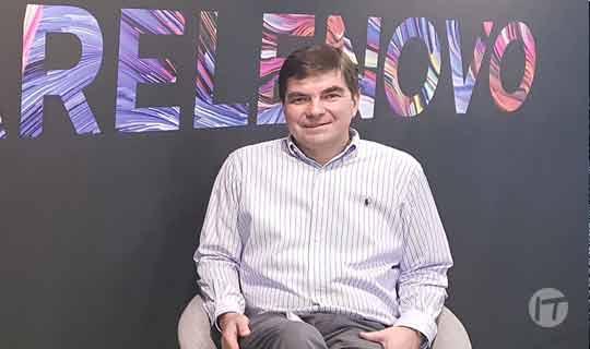 Víctor Díaz,  Nuevo DCG Country Manager de Lenovo