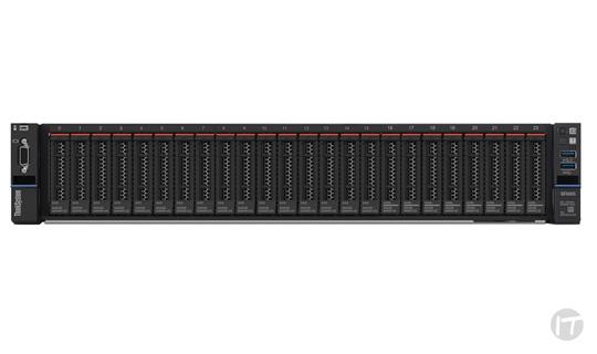 Nuevos servidores de Lenovo con dos procesadores AMD EPYC™  para Centro de Datos