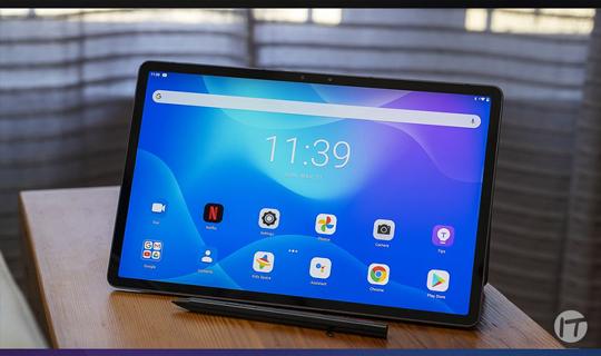 Con la nueva P11, Lenovo revoluciona mercado de tablets premium