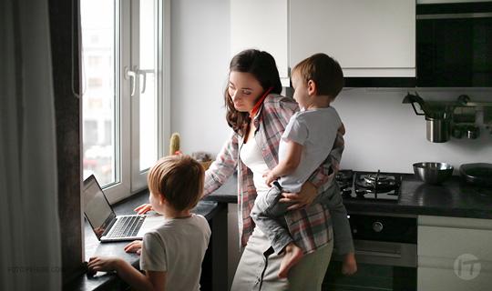 Kaspersky ofrece guía tech para que mamá triunfe en la cuarentena