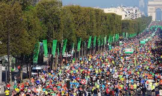 El 2018 Schneider Electric Marathon de París comprometido con la Diversidad, la Inclusión y la Sostenibilidad