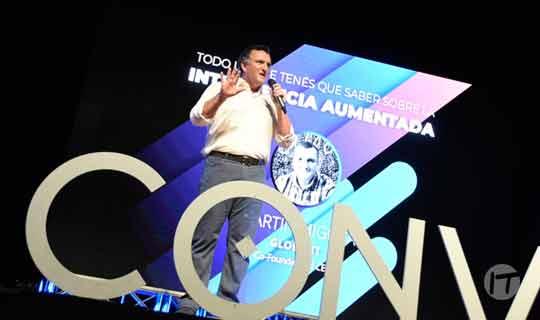 Gurús de la inteligencia artificial se reunieron por primera vez en Colombia en el Converge 2018