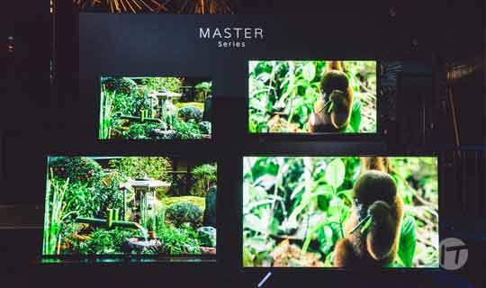 Sony lanza la serie MASTER con dos exclusivos modelos 4K HDR 9F OLED y Z9F LCD con calidad de imagen sin precedentes