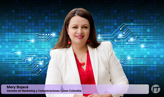 Mery Bojacá, nueva gerente de marketing y comunicaciones para Epson Colombia